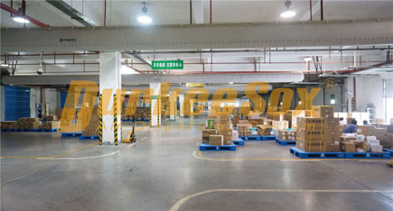 Sinopharm Hubei Warehouse Ventilation Project