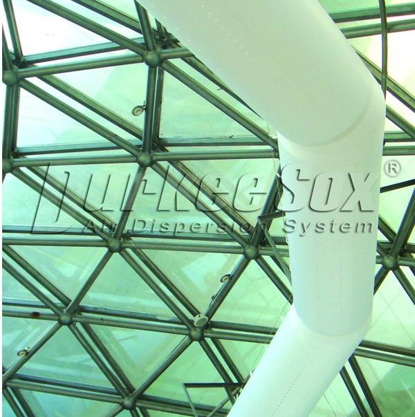 Nanosox Fabirc HVAC Duct