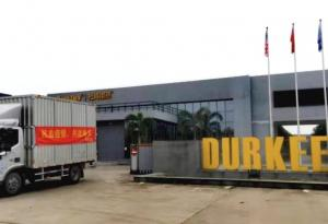 Durkee Assists the Construction of Guangzhou